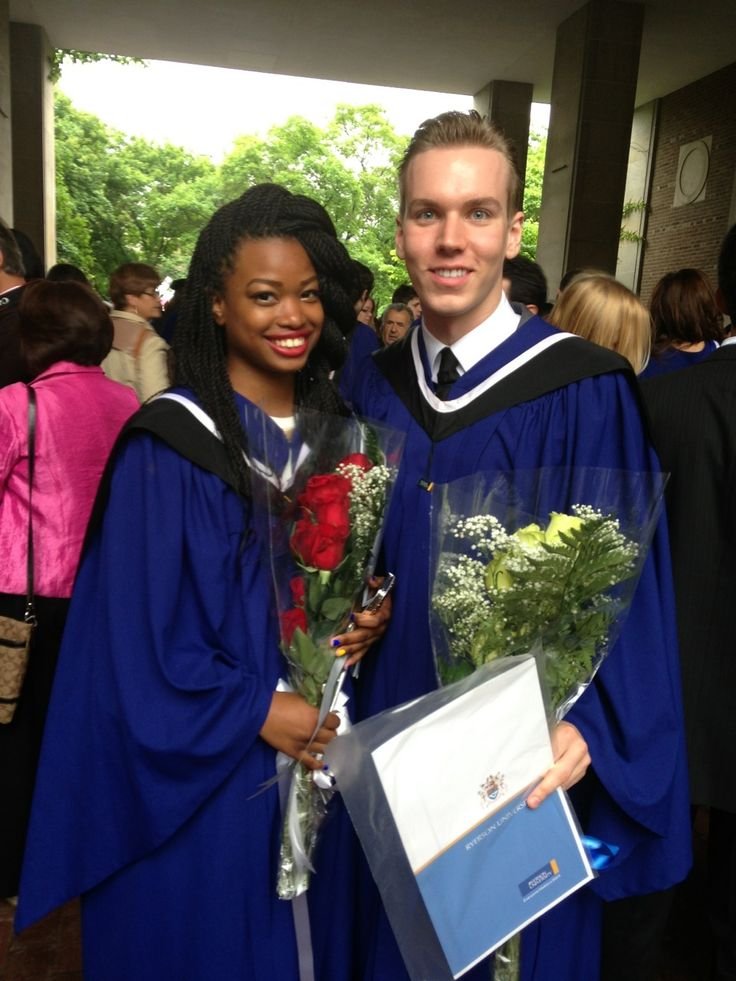 Gorgeous interracial couple on the day of their graduation #love #wmbw #bwwm