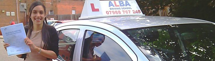Wanna pass your driving test? ALBA Driving School is the perfect answer for you. Cheap driving lessons & Intensive driving courses both manual & automatic driving lessons. Call ALBA on 07988 767248 / 0800 0842 557.