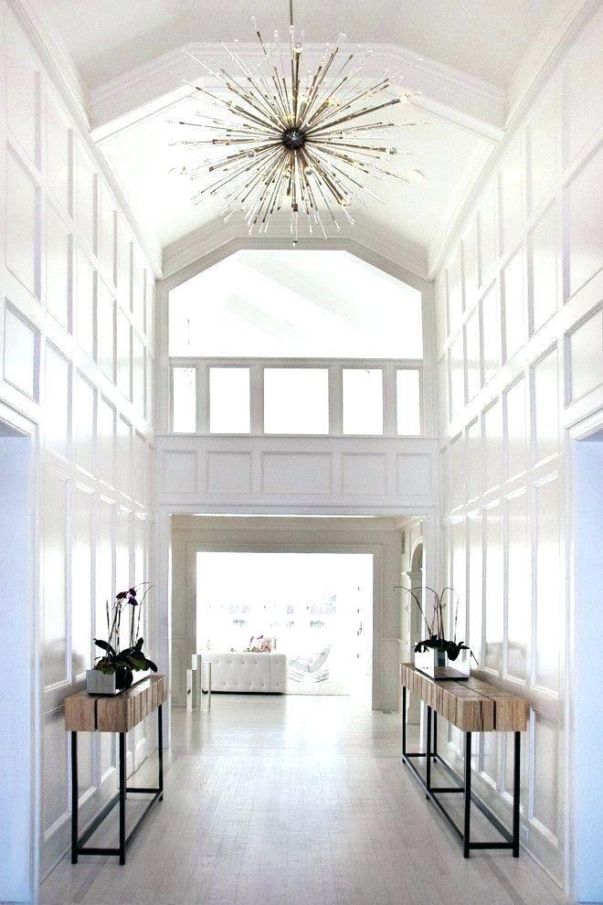 Unique Foyer Lighting Ideas Chandeliers Chandelier Idea Design Hallway Modern