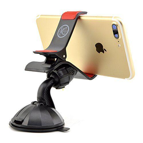 Auto-Halterung f�r Apple Iphone 5 / 4 / 4s / 3G / 3 und Apple IPODs