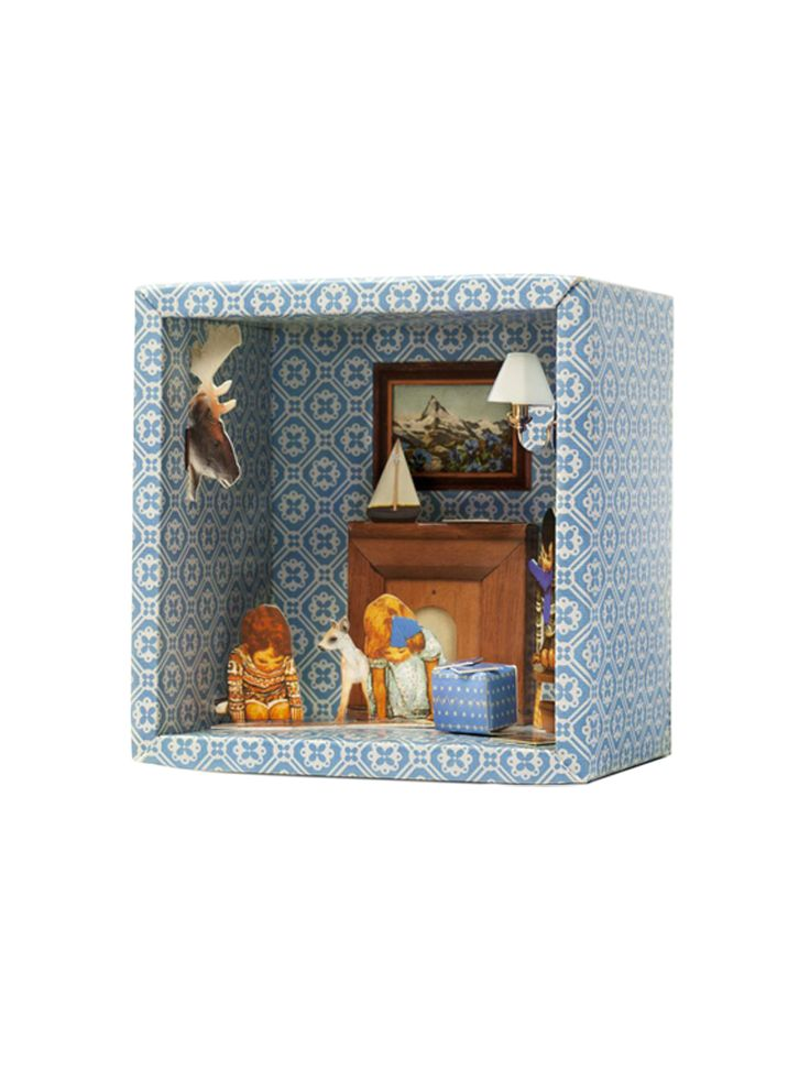 The Little Reading Room Story Box NEW