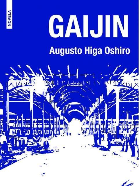 """""""Gaijin"""" es la última novela del escritor peruano Augusto Higa Oshiro, la presentación estuvo a cargo de Jeremías Gamboa y Humberto Rodriguéz Pastor."""