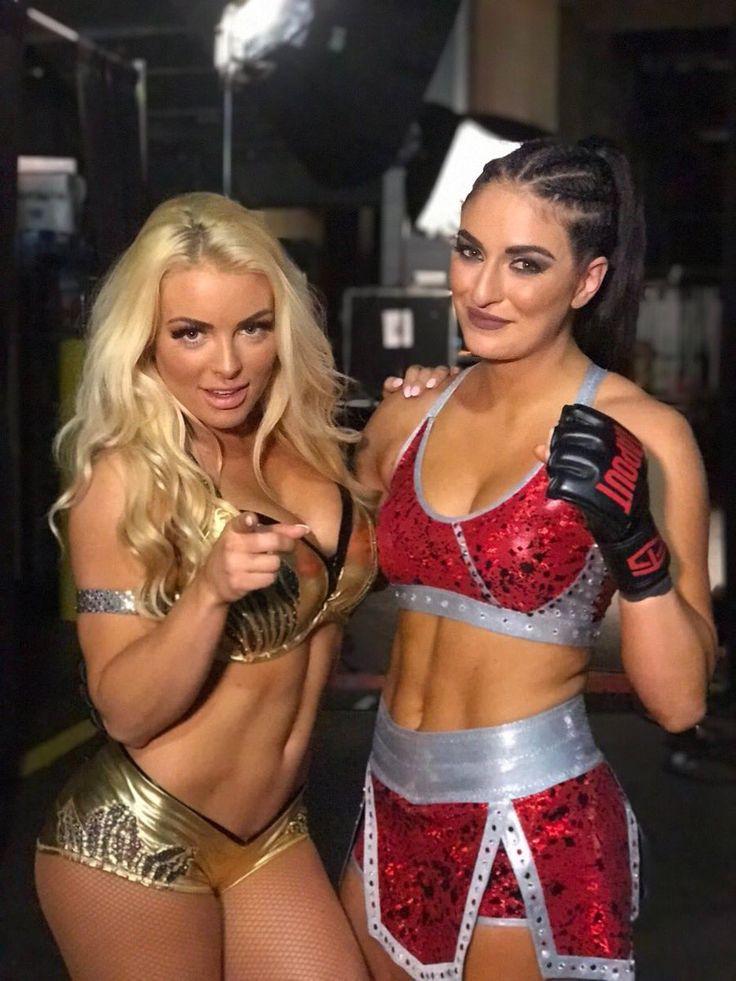 Mandy Rose and Sonya