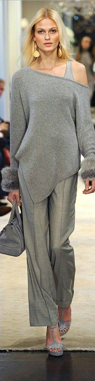 Ralph Lauren women fashion outfit clothing style apparel @roressclothes closet ideas