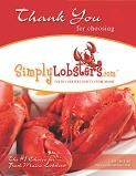 Fresh seafood Lobster packages, Live lobsters, seafood gift