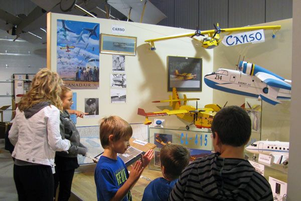 Musée de l'aviation civile