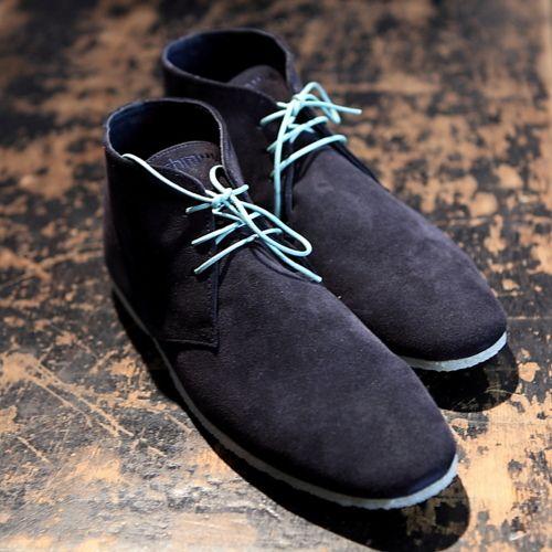 Lander Urquijo Spring 2012 Suede Boots: Suede Boots, Spring Boots, Cute Men, Desert Boots, Blue Suede Shoes, Men Style, 2012 Spring, Men Shoes, Bootsmen Fashion