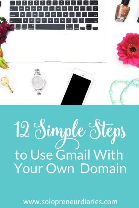 how to create your own domain