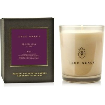Classic Candle Black Lily