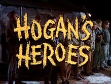 Hogan's Heroes - another great old TV show