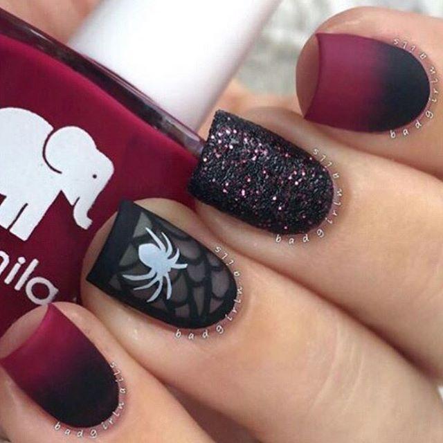 Love or not? #nails #nailart @badgirlnails