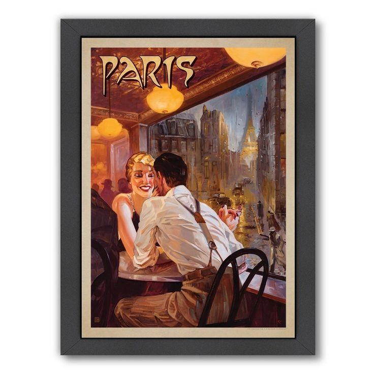 Paris When it Rains