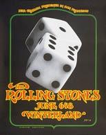 THE ROLLING STONES - WINTERLAND BALLROOM CONCERTS, SAN FRANCISCO 1972
