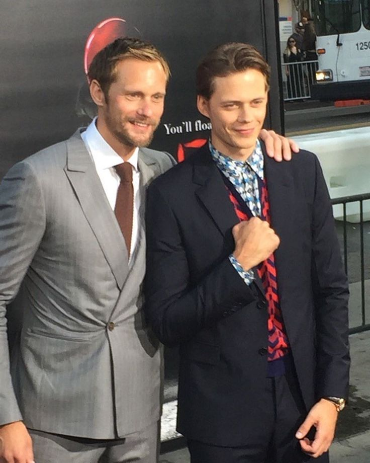 """88 Likes, 3 Comments - Bill Skarsgård Source (@billskgd) on Instagram: """"NEW 