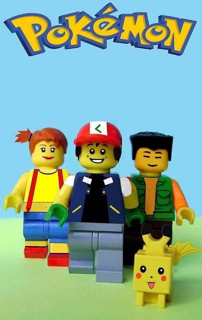LEGO® 3301 Pokémon   Flickr - Photo Sharing!