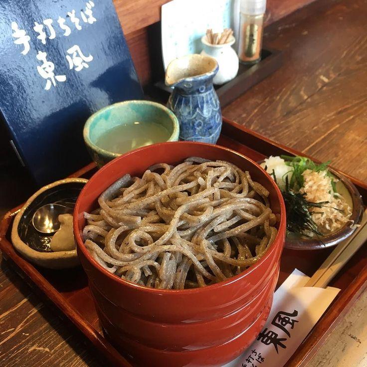 割子そば十割 by marimokun
