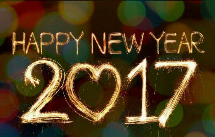 ♡☆ Happy New Year 2017! ☆♡