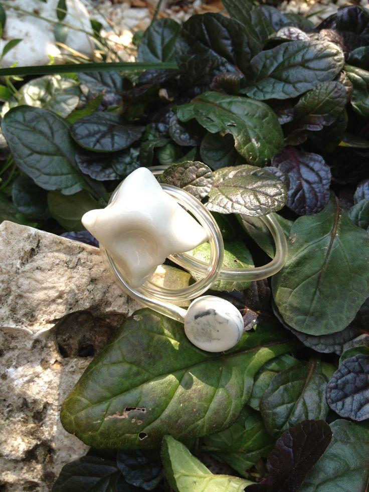 SWEET DREAMS  Bracciale - porcellana - alluminio - gomma  Bracelet - porcelain - aluminum - rubber