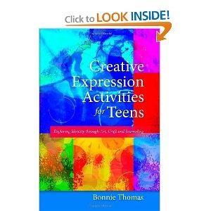 Creative Expression Activities for Teens: Exploring Identity Through Art, Craft and Journaling: Art Therapy, Art Crafts, Creative Expressions, Expressions Activities, Art & Crafts, Exploring Identity, Teens, Journaling, Arts & Crafts