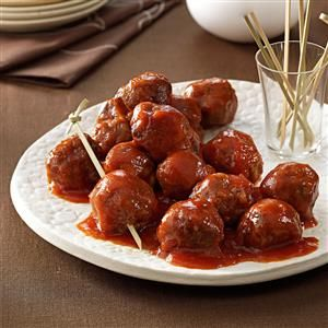 Tangy and Sweet Meatballs Recipe