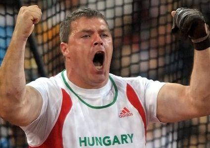 Pars Krisztián - Olimpic champion