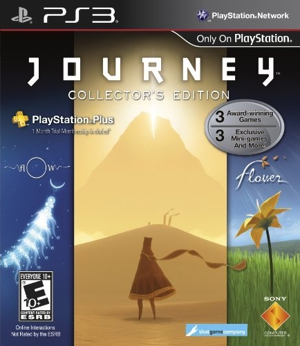 Journey Collector's Edition #PS3, $30: Playstation Games, Ps3, Video Games, Videogames