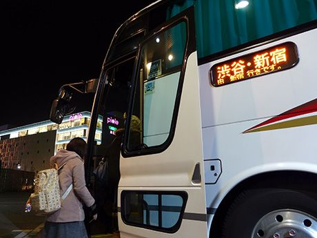 姫路・東京結ぶ夜行バス「プリンセスロード」が25周年-60万人の「夢」運ぶ(写真ニュース)