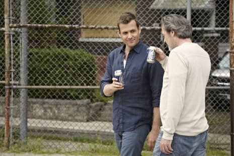 """Stephen Macht will guest-star on """"Suits,"""" the legal drama starring his son, Gabriel Macht, as Harvey Specter. The father will appear as a professor in the """"Suits"""" Season 3 winter episodes."""