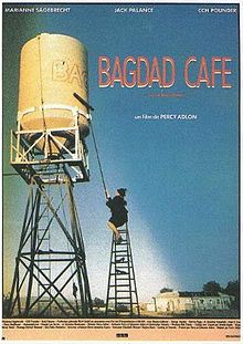 Bagdad Cafe. German comedy. Marianne Sagebrecht, CCH Pounder, Jack Palance. Directed by Percy Aldon. 1987
