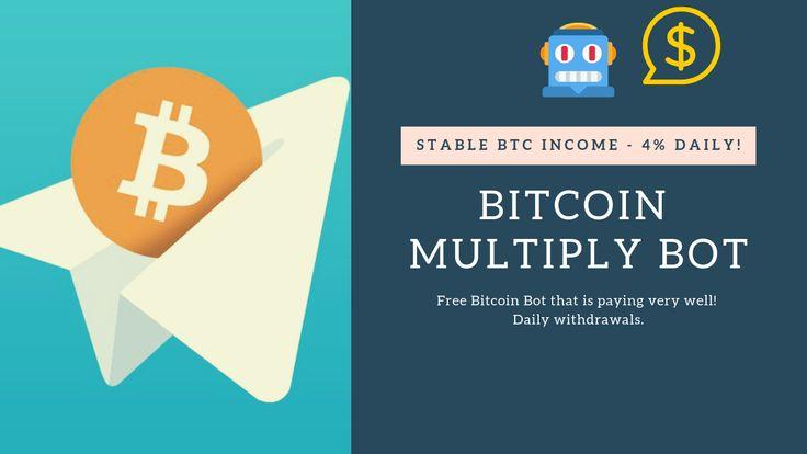 Free Bitcoin Multiply Bot Bitcoin Bot Bitcoin Good Communication Skills