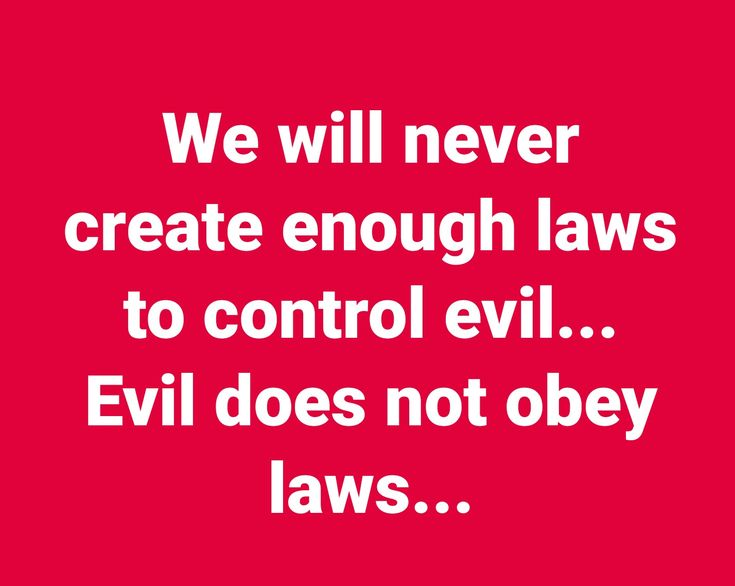 Evil will always be present....it's your choice if you want to participate in it or not....Choose Wisely....