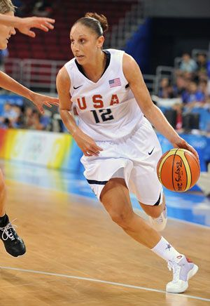 Diana Taurasi London Olympic Team