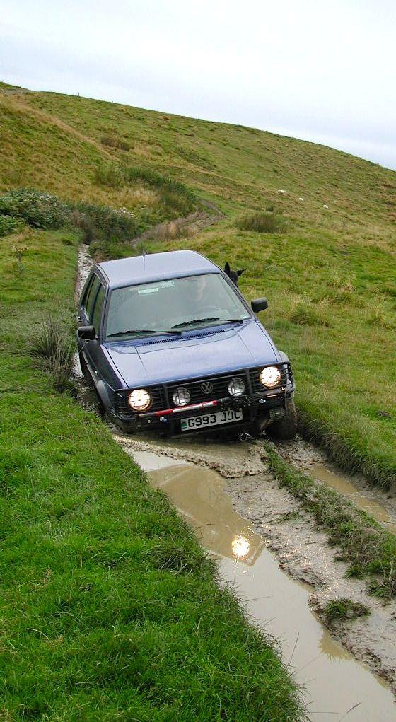 VW Golf Country - wurde seinerzeit vielleicht zu Unrecht belächelt?