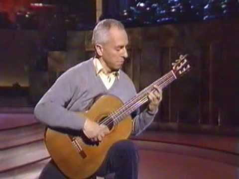 ▶ Recuerdos de la Alhambra played by John Williams - YouTube