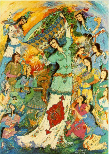 Persian Art - Pedram Rostami