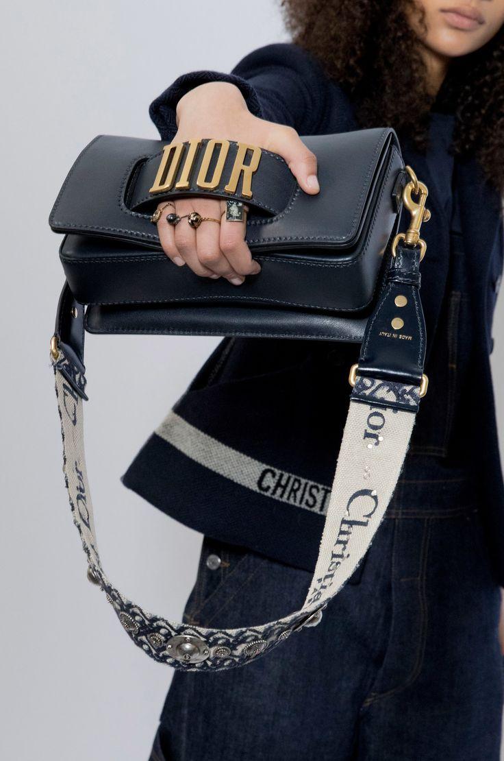 Christian Dior Fall 2017 Backstage
