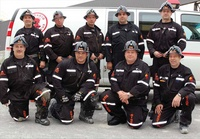 ~ Ontario Mine Rescue Competition 2011 winning team