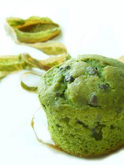 Green Tea Muffin matcha
