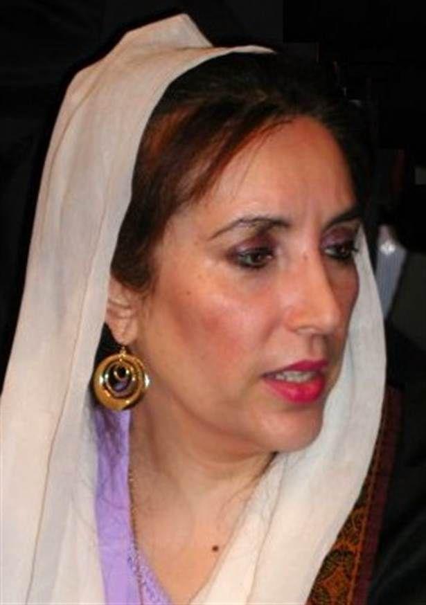 30. Benazir Bhutto