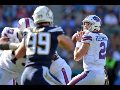 NFL 2017 Week 11 Grades: Big F for Buffalo