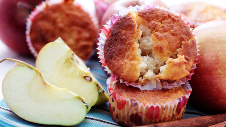 habkonnyu-almas-feherjes-muffin