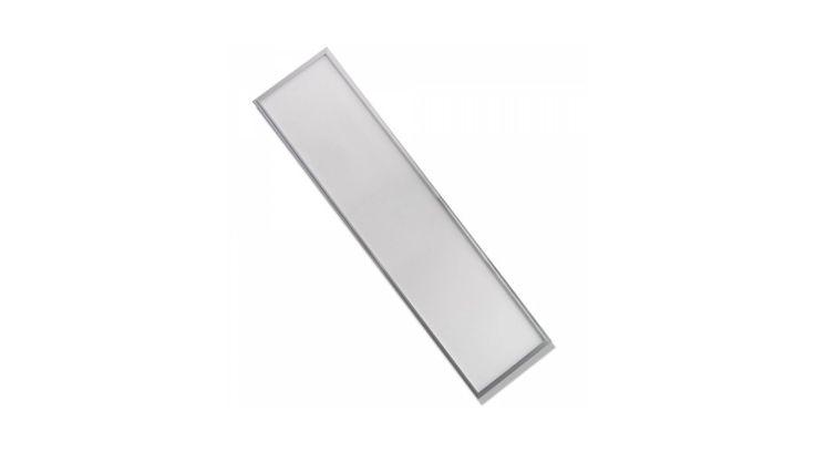 LED PANEL 48W 120X30cm hideg fehér tápegységgel (OA),Álmennyezeti és függeszthető led panelek,15.500 Ft