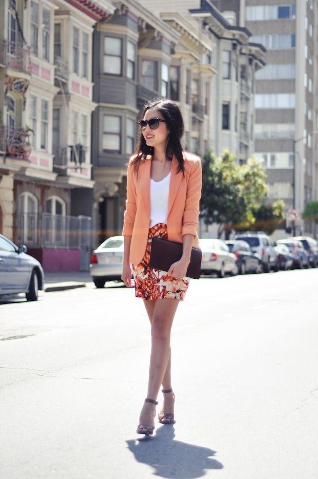 9to5Chic: Tangerine
