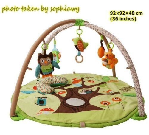 Skip Hop Baby Kids Children Treetop Activity Gym Playmat Soft Play Mat Toy Gift Baby Baby Gyms & Play Mats