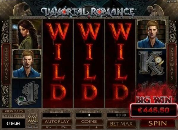 LUCKY EMPEROR  CASINO - IMMORTAL ROMANCE - Offers all new players $10 free, no deposit on download, and a matching bonus of $100 (on your first deposit of $100). As they are part of the CasinoRewardsGroup network you can expect to receive your bonuses within 2 hours of registration which is pretty much unbeatable at online casinos.