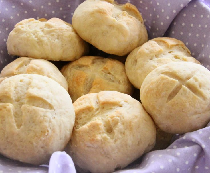 Rezept Friesische Quarkbrötchen von Sarah1494 - Rezept der Kategorie Brot & Brötchen