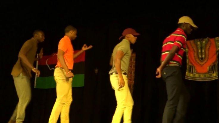 The OX Nupes: Kappa Alpha Psi performance @ FIU's NPHC Stroll Off
