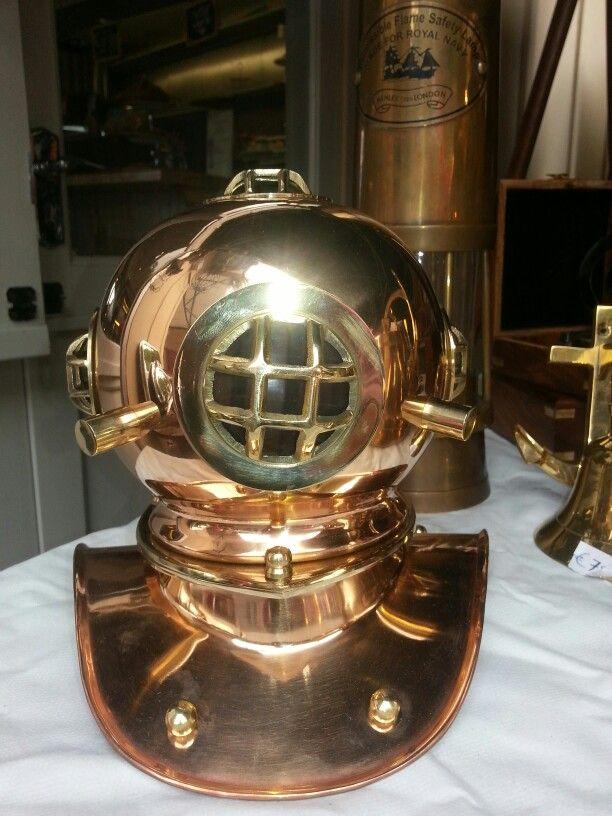 8 inch diving helmet