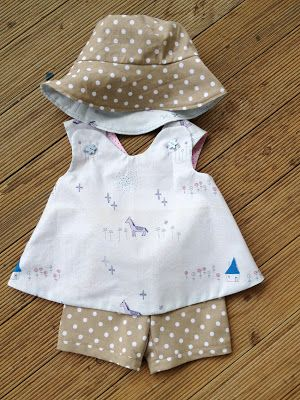 Two Little Banshees: Baby Sewing