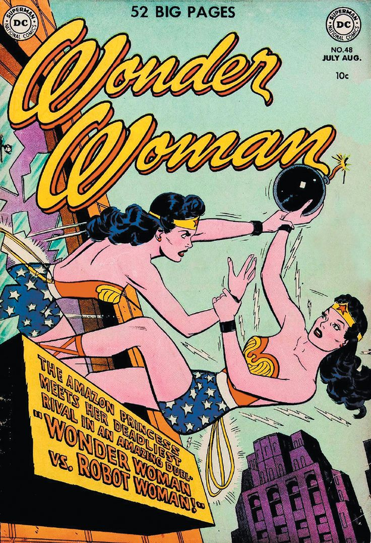 """It's Jill Lepore's contention in The Secret History of Wonder Woman that the superheroine has all along been a kind of """"missing link"""" in American feminism—an imperfect but undeniable bridge between vastly distinct generations."""